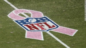 NFL Ribbon Field